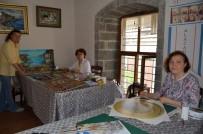 RESİM SANATI - Yöresel Mimarilere Üç Boyutlu Tanıtım
