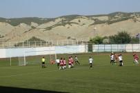 Ziraat Türkiye Kupasında 62 Pertekspor, Karlıova Yıldırımspor'u 4-1 Yendi