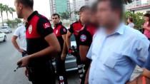 Adana'da Özel Halk Otobüsü Şoförüne Darp İddiası