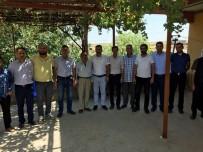 AK Parti Bağlar Teşkilatı Köylülerle Buluşmaya Devam Ediyor