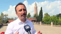 TÜRKISTAN - Antalya'nın Simgesi Açıklaması 8 Asırlık Yivli Minare