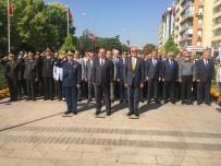 ATATÜRK EVİ - Atatürk'ün Konya'ya Gelişinin 98. Yıl Dönümü Kutlandı