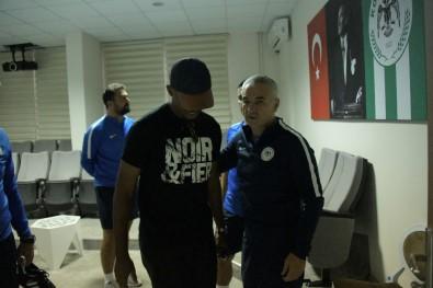 Atiker Konyaspor, Eto'o İle Yollarını Ayırdı