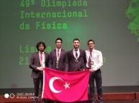 BİLİM OLİMPİYATLARI - Bahçeşehir Koleji Fen Ve Teknoloji Lisesi Öğrencileri Portekiz'den Madalyalarla Döndü