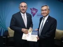 MALEZYA - Bakan Çavuşoğlu, Tayland Ve Malezya Dışişleri Bakanlarıyla Görüştü