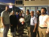 AHMET CAN - Başkan Özgüven, Hıdırlı Mahallesi Sakinleriyle Bir Araya Geldi