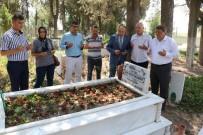 TÜRK EĞITIM SEN - Başkan Varlıakman Mezarı Başında Anıldı