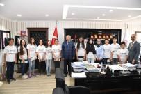 BAŞARI ÖDÜLÜ - Belediye Oğuzata Kurslarındaki 21 Öğrenci Nitelikli Liselere Yerleşti