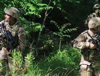 Zeytin Dalı Harekatı - Son bir haftada 54 terörist etkisiz hale getirildi