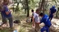 Bolu'da, Kaçak Kazı Yapan 4 Kişi Suçüstü Yakalandı