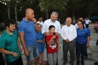 İSMAİL TAMER - Büyükşehir'den Özel Çocuklara Kamp