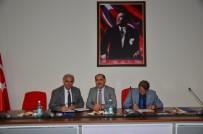 SANAYİ BÖLGELERİ - Çerkezköy TSO Ve Namık Kemal Üniversitesi İşbirliği Protokolü İmzaladı