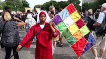 SAN DIEGO - Chicago'da Artan Şiddet Olayları Protesto Edildi