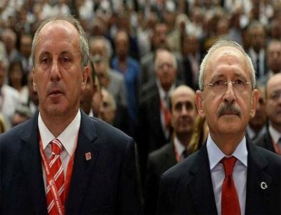 CHP'de Kurultay krizi giderek tırmanıyor.