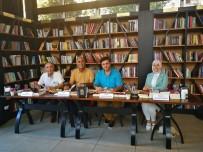 MUSTAFA KAYA - Çınarlı Kitap Kafe'de Yazar Söyleşileri