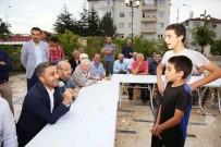 Çocuklardan Başkan Boz'a Park Sorusu