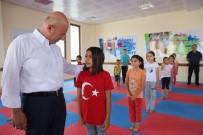KAYABAŞı - Çolakbayrakdar, 'Yeni Yetenekleri Spora Kazandırmaya Devam Edeceğiz'