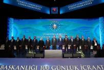 SANAYİ BÖLGELERİ - Cumhurbaşkanı Erdoğan 100 Günlük Eylem Planını Açıkladı