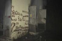 GÜLPıNAR - Dalyan'da Trafo Yangını