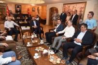 SABİHA GÖKÇEN - Doğan'a Mardin'de Coşkulu Karşılama