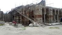 MEHMET HAN - Enez'deki Fatih Camii Ezan Sesini Bekliyor