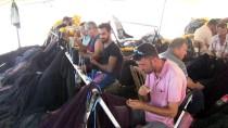 Erdekli Balıkçılar Avlanma Sezonuna Hazırlanıyor
