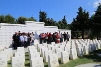 SABAH NAMAZı - Esenler'den Çanakkale'ye Her Gün Ziyaret