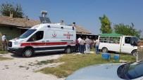 KADIRLI DEVLET HASTANESI - Eski Muhtar Evinde Silahla Vurulmuş Olarak Bulundu
