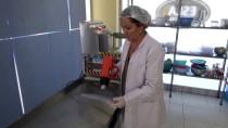 KADIN GİRİŞİMCİ - Evde Başladığı Çikolata Üretimini İmalathaneye Taşıdı