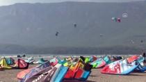 RÜZGAR SÖRFÜ - Gökova Körfezi'nde Rüzgar Sörfü Yoğunluğu