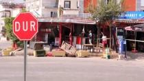GAZ SIKIŞMASI - GÜNCELLEME - Antalya'da Gaz Sıkışması Sonucu Patlama Açıklaması 5 Yaralı