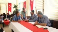 ULUDAĞ - Haliliye Belediyesinde Ağustos Ayı Halk Günü Toplantısı Yapıldı