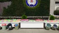 UYUŞTURUCU KURYESİ - Havuzlu Villaya Uyuşturucu Baskını