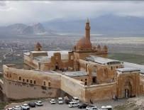 İSHAK PAŞA SARAYı - İshak Paşa Sarayı'na ilgi artıyor