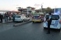 POLİS HELİKOPTERİ - İstanbul'da 39 İlçede Hava Destekli Huzur Uygulaması