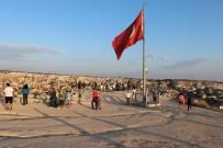 GÖREME - Kapadokya'da Balon Turları İptal Edildi