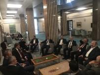 CUMHUR ÜNAL - Karabük TSO Projelerine Milletvekillerinden Tam Destek