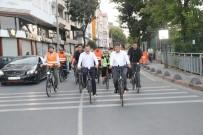 MURAT AYDıN - Karesi Belediye Başkan Yılmaz, Zeytinburnu'nda Pedal Çevirdi