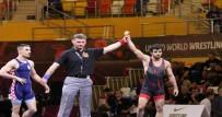 EKREM ÖZTÜRK - Kayseri Şekersporlu Güreşçi Kendi Kilosunda Dünya Şampiyonu Oldu,