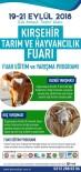 TARIM VE HAYVANCILIK FUARI - Kırşehir Tarım Ve Hayvancılık Fuarı'na Hazırlanıyor
