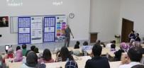 KARATAY ÜNİVERSİTESİ - KTO Karatay'da 'Hayallerinizi Birlikte Tasarlayalım' Konferansı