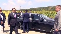 KÜRESEL BARIŞ - Lozenets-Nedyalsko Boru Hattı Açılışı