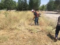 PANORAMA - Malazgirt Belediyesi Milli Park'ta Temizlik Çalışmalarına Yoğunluk Verdi