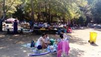 DİLEK YARIMADASI - Milli Park Ziyaretçi Rekoruna Koşuyor