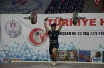 HALTER ŞAMPİYONASI - Ordu'daki Halter Şampiyonası