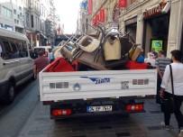 GÜVEN TİMLERİ - (Özel) İstiklal Caddesinde 'Masa - Sandalye' Operasyonu