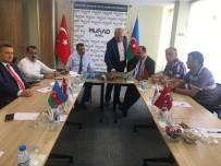 GÖNÜL KÖPRÜSÜ - Şanlıurfa Büyükşehir Belediye Başkanı Nihat Çiftçi Azerbaycan'da