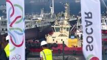 AZERBAYCAN CUMHURBAŞKANI - Star Rafineri'de Ham Petrol İşlenmesine Başlandı