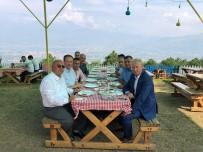 BALIK AVI - STB Heyeti Geyve'yi Gezdi