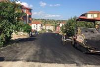 ELMALıK - Süleymanpaşa Belediyesi Yol Harekatında Vites Yükseltti